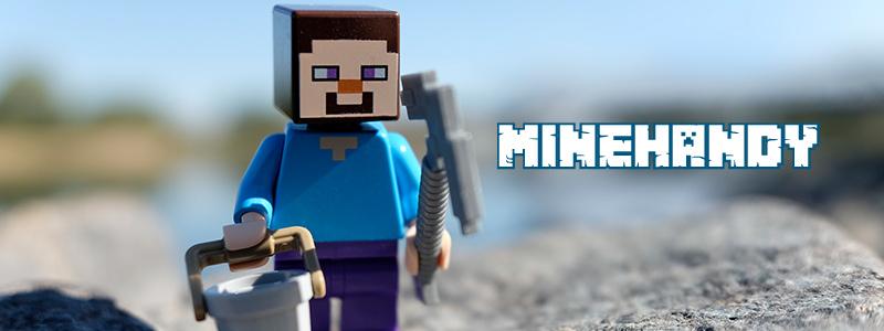 MinecraftMinigame Handyaktion NRW - Minecraft spielen lernen